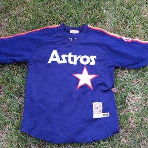 Astros Nolan Ryan authentic jersey 1989 Size 52